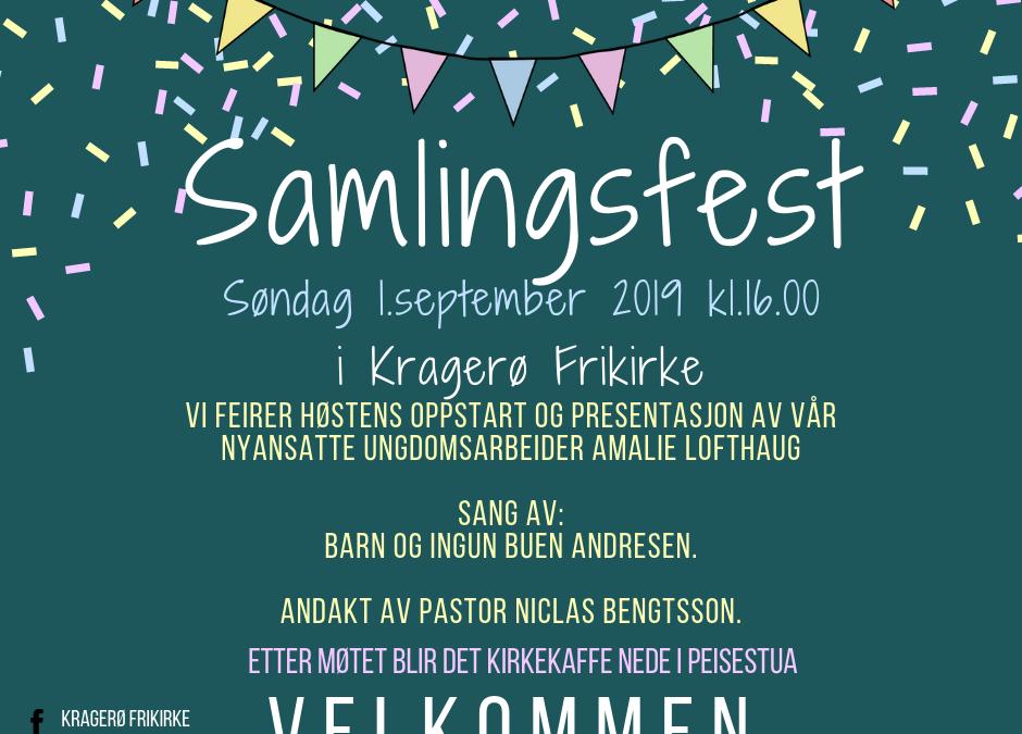 Samlingsfest